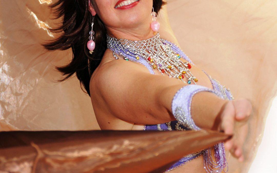 Buikdans en lichaamswerk, voor als je soepeler en vrijer wil voelen in je dans.